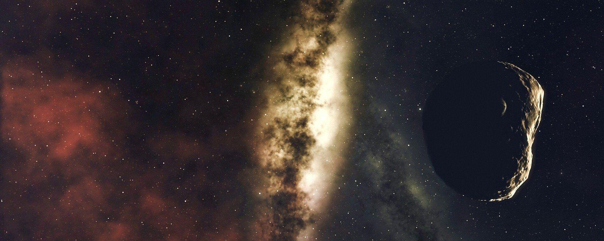 Asteroide intergalattico - Sputnik Italia, 1920, 27.03.2021