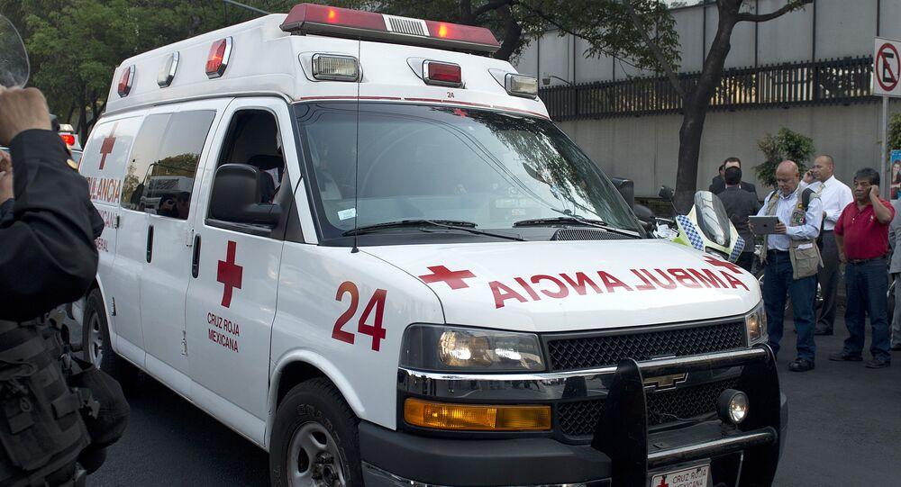 Ambulanza messico