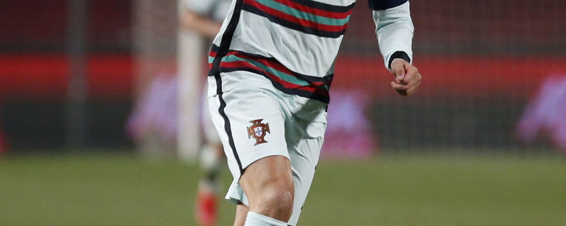 Cristiano Ronaldo in nazionale - Sputnik Italia, 1920, 31.08.2021