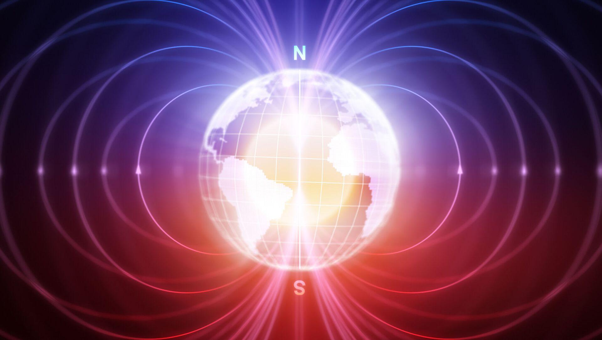 Сampo magnetico terrestre - Sputnik Italia, 1920, 28.03.2021