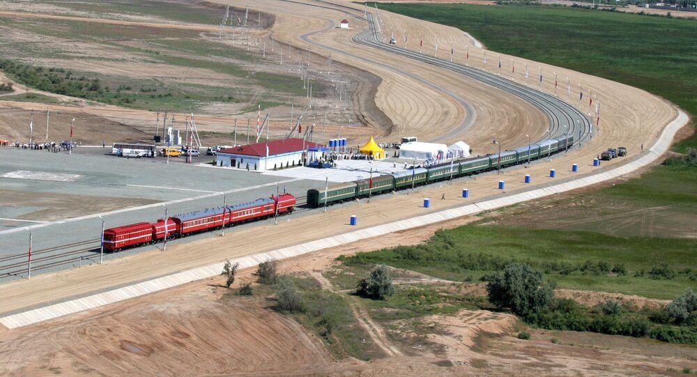 Corridoio Nord-Sud tra Russia, Iran e India