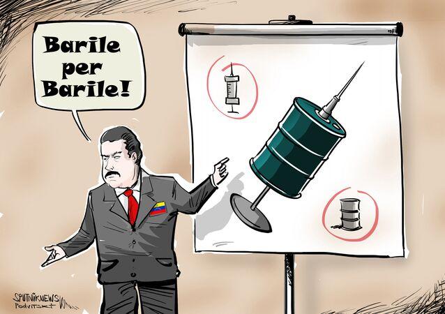 Baratto alla venezuelana