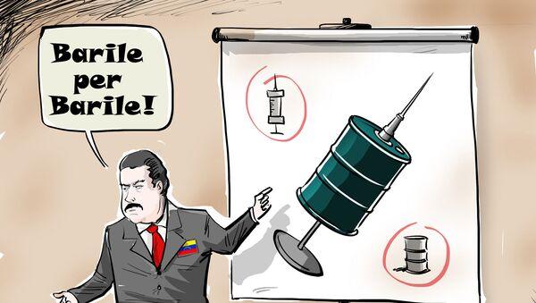 Baratto alla venezuelana - Sputnik Italia