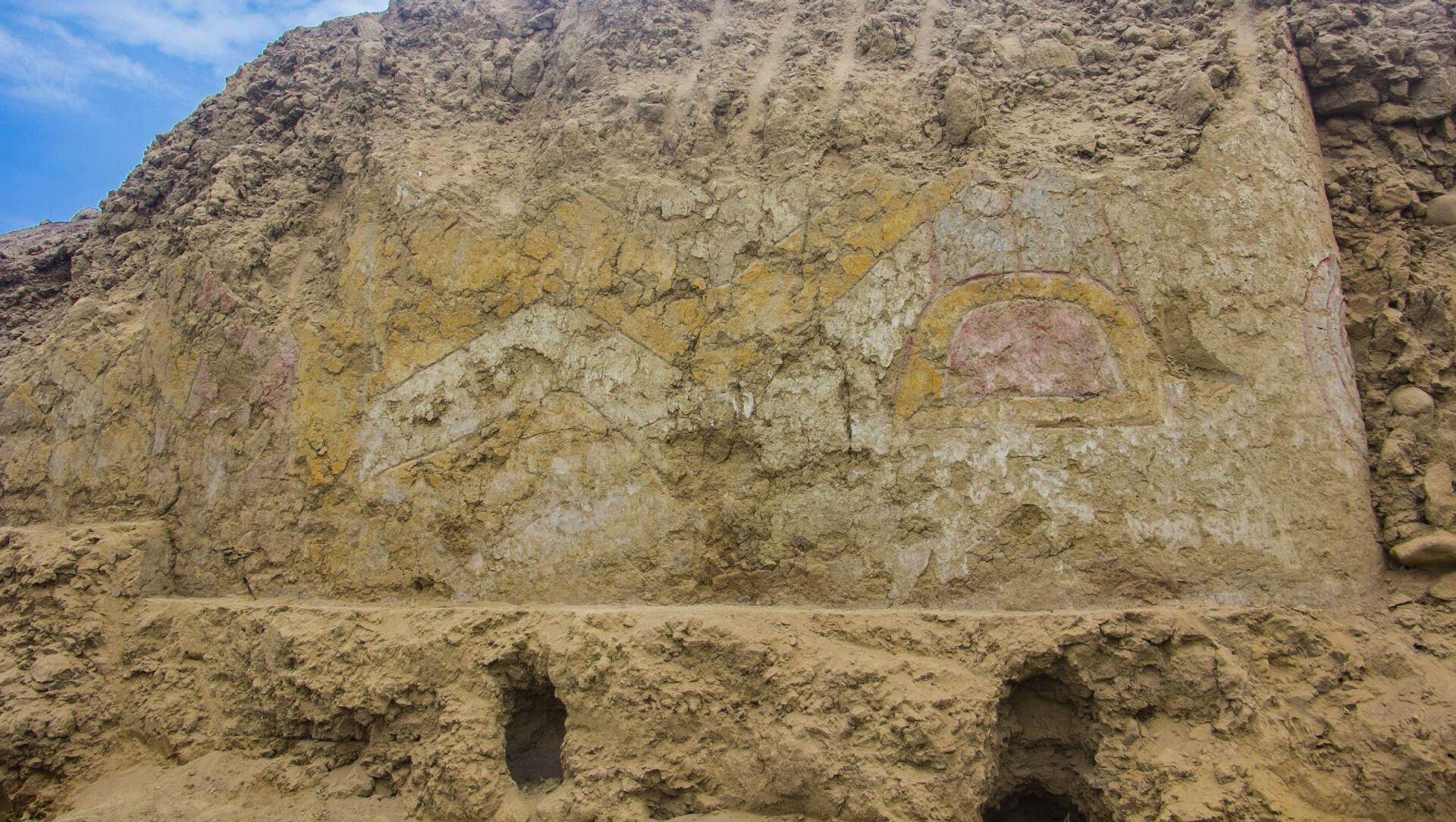 Perù, scoperto il Dio Ragno di 3200 anni fa - Foto - Sputnik Italia, 1920, 29.03.2021