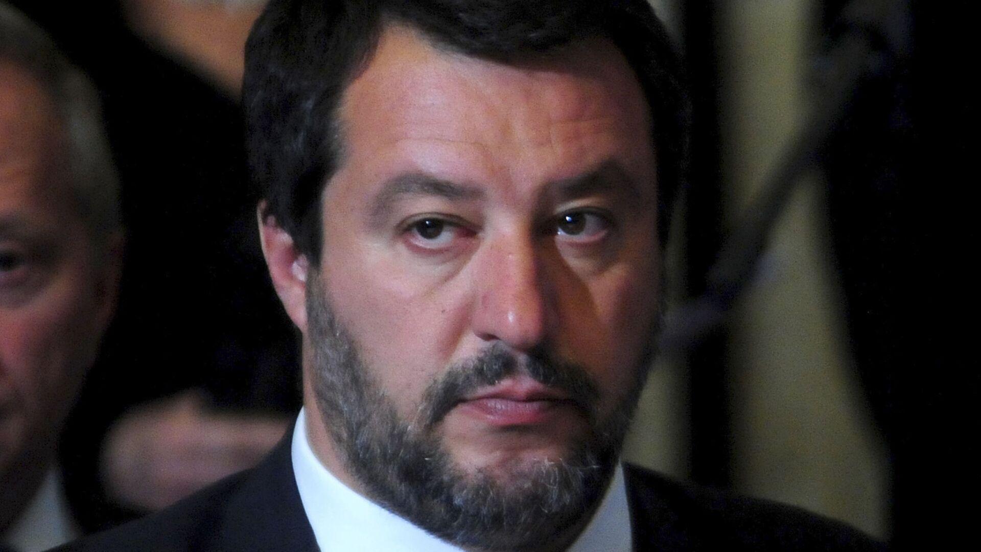 Matteo Salvini - Sputnik Italia, 1920, 19.04.2021