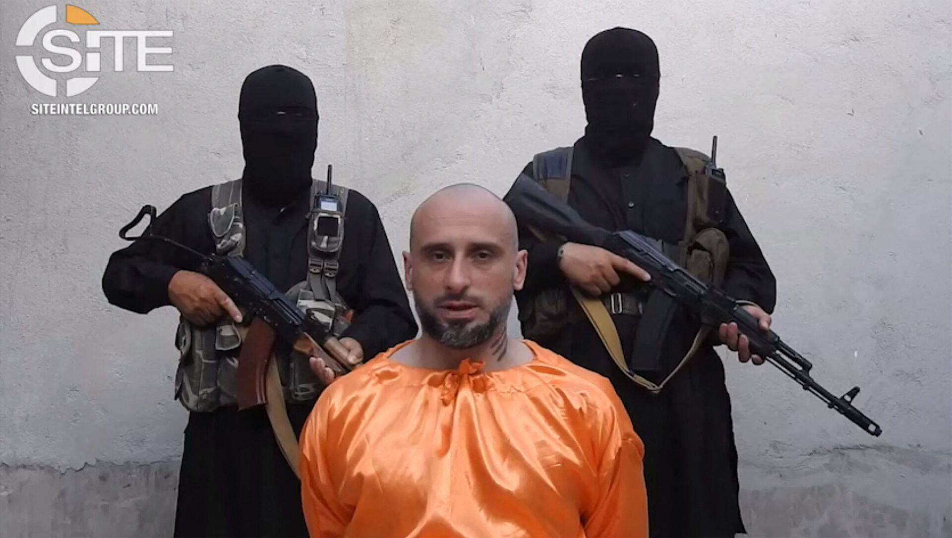 Alessandro Sandrini, rapito al confine tra Siria e Turchia nel 2016 - Sputnik Italia, 1920, 30.03.2021