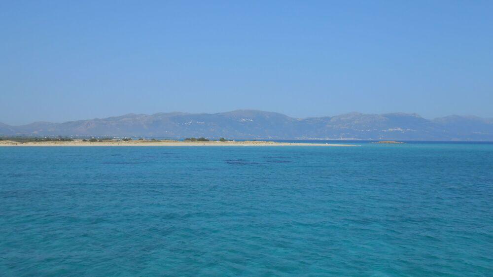 Spiaggia di Pounta, Grecia