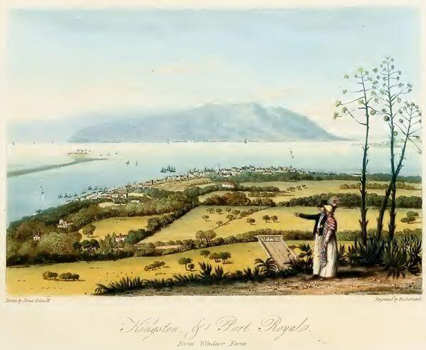 Port Royal, la città perduta dei pirati, Giamaica - Sputnik Italia