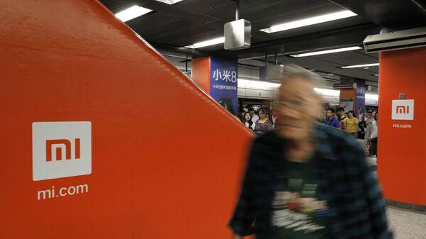 Pubblicità di Xiaomi a Hong Kong - Sputnik Italia