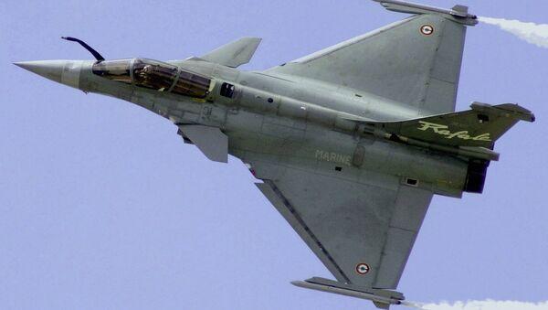 Il caccia francese Rafale (foto d'archivio) - Sputnik Italia