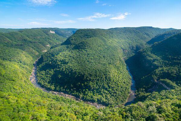 Vista della Vale da Ferradura in Brasile - Sputnik Italia