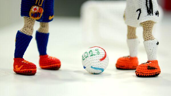 Messi e Ronaldo: bambole - Sputnik Italia