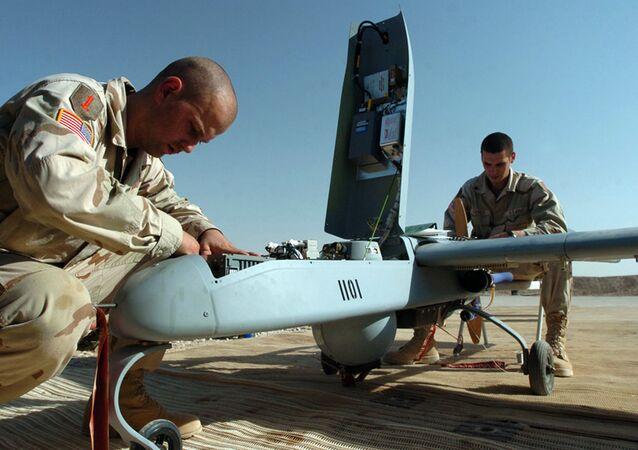 Una base americana in Iraq