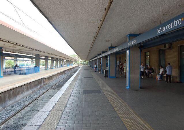 Stazione di Ostia Centro