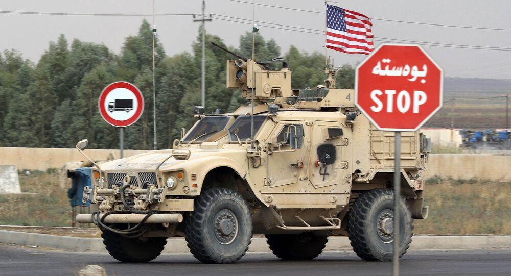 Mezzo militare americano