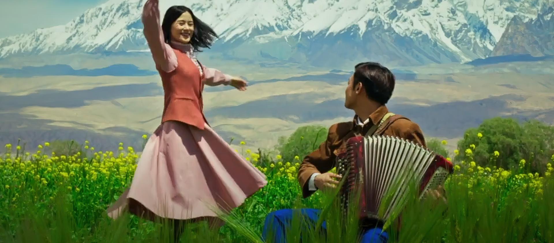 Immagine del film promozionale cinese The Wings of Songs - Sputnik Italia, 1920, 05.04.2021