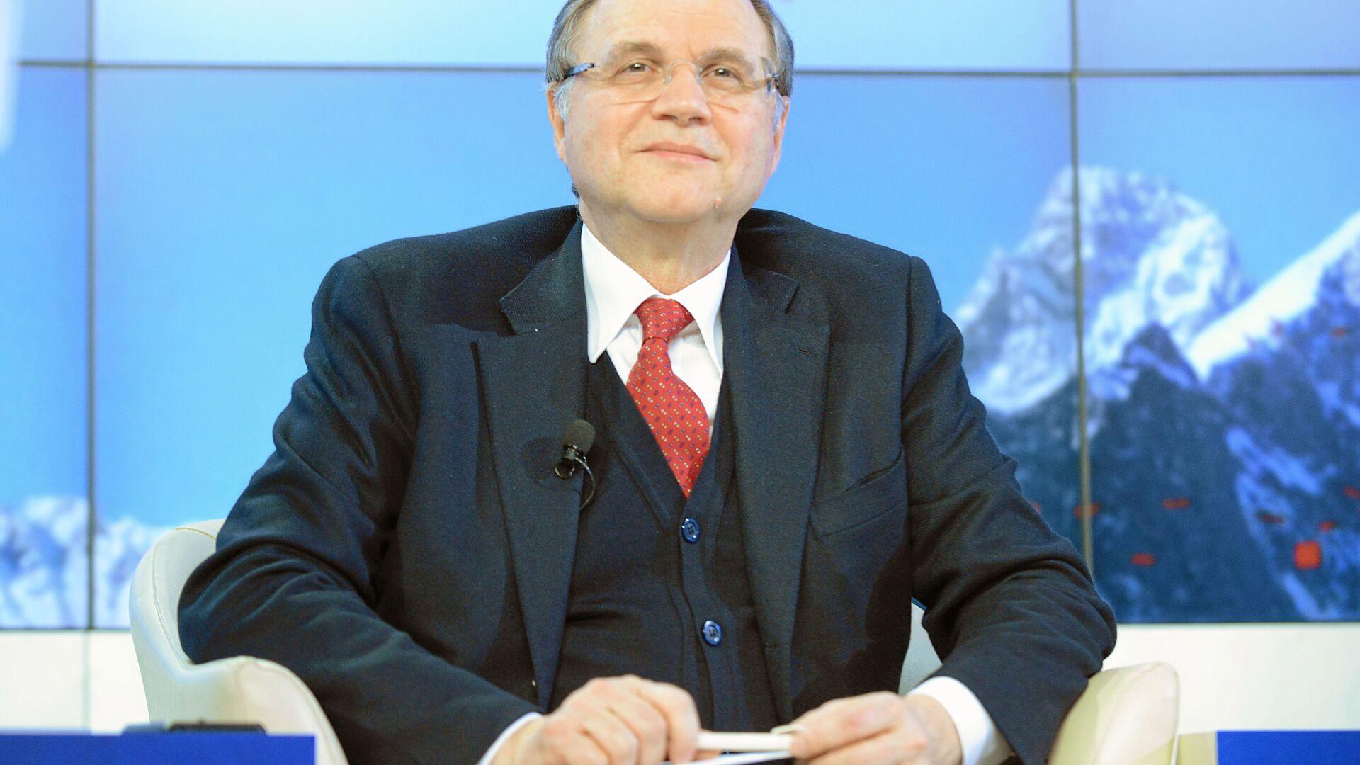 Il governatore della Banca d'Italia, Ignazio Visco - Sputnik Italia, 1920, 11.07.2021