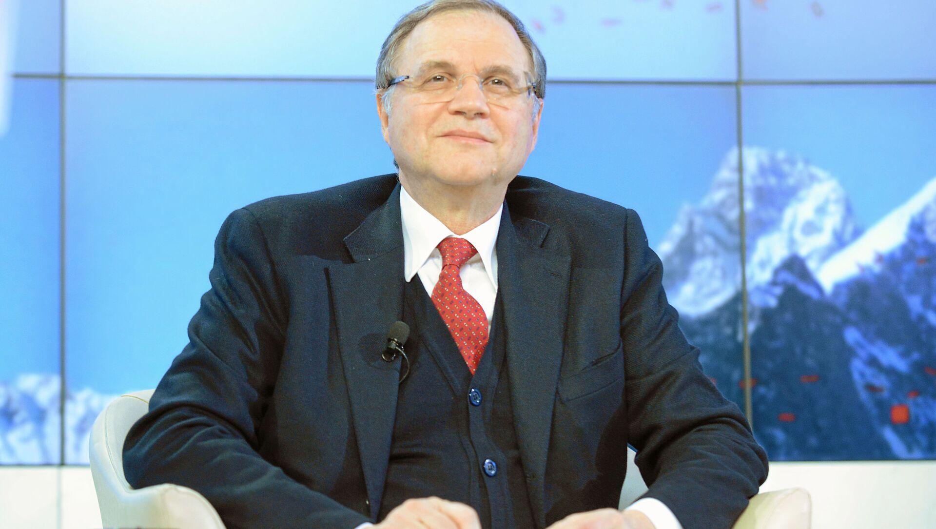 Il governatore della Banca d'Italia, Ignazio Visco - Sputnik Italia, 1920, 04.04.2021