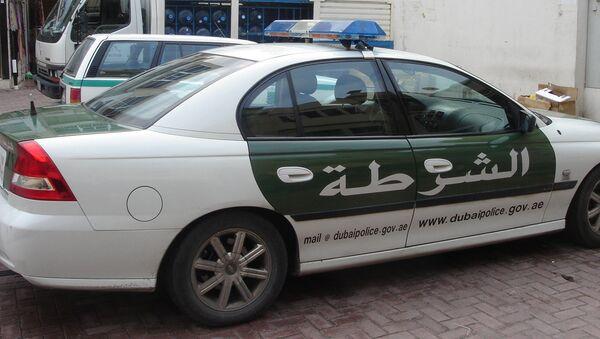 Dubai police - Sputnik Italia