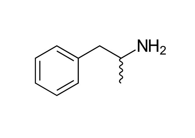Formula dell'anfetamina