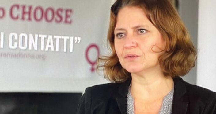 Elisa Ercoli, Presidente Differenza Donna Ong