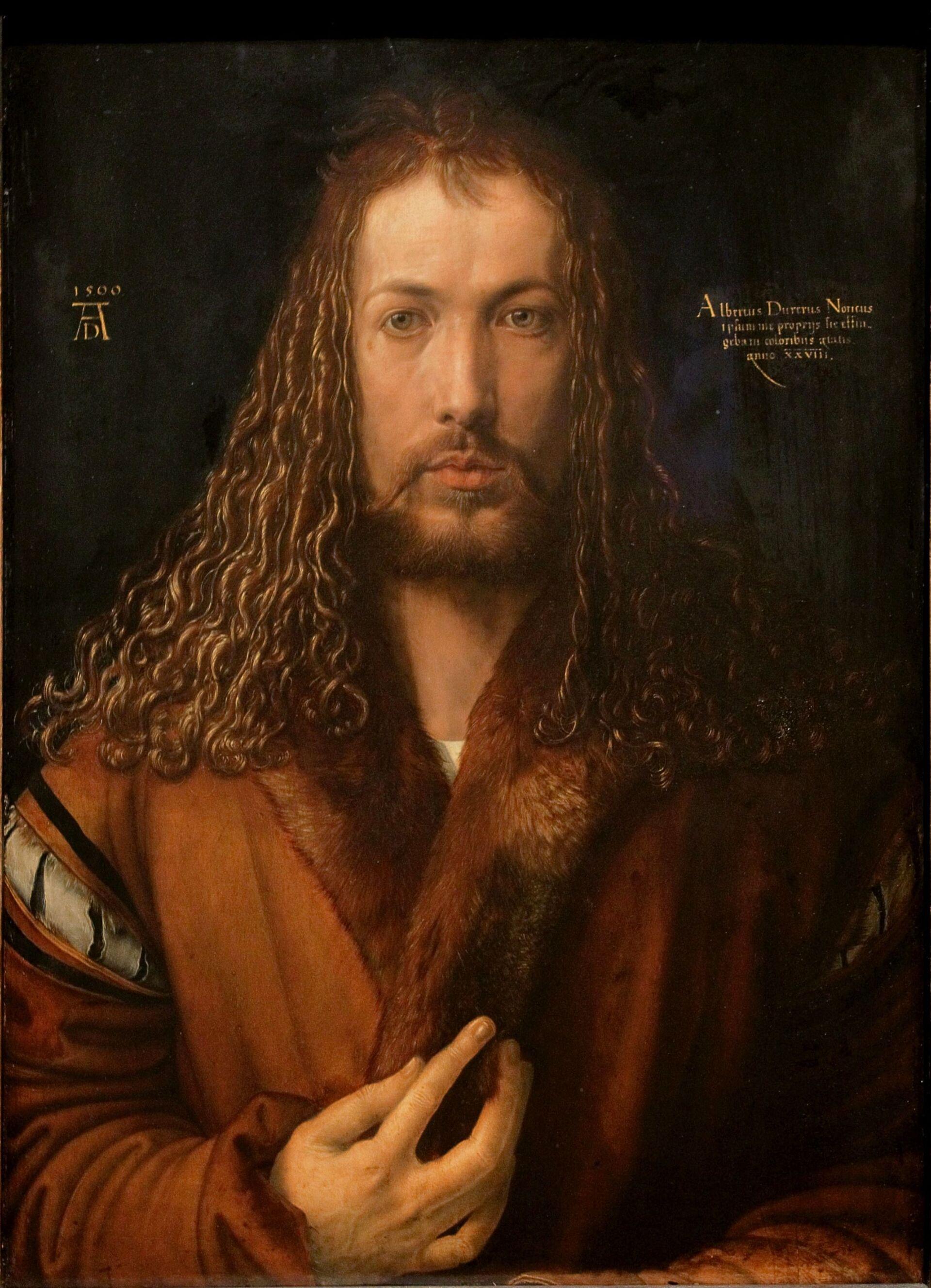 Autoritratto di Albrecht Dürer - Sputnik Italia, 1920, 18.05.2021