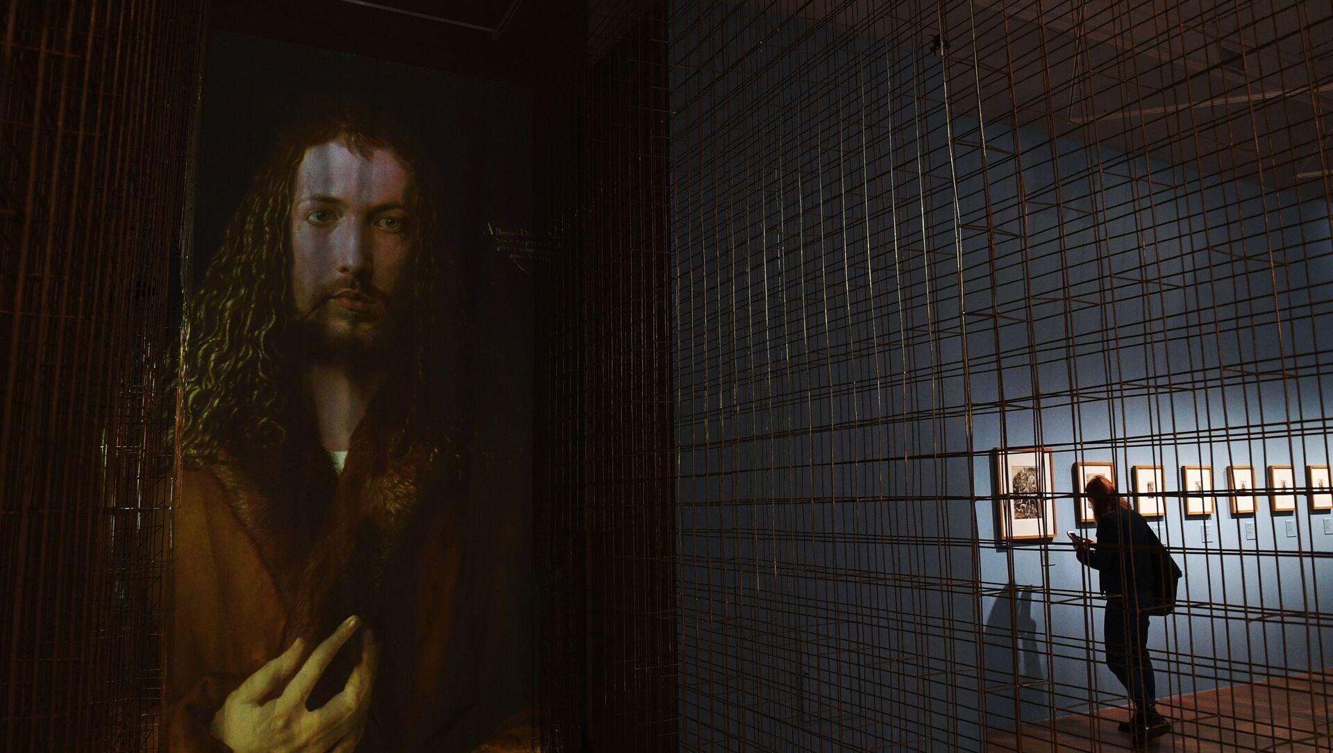 Mostra Albrecht Dürer. Capolavori dell'incisione - Sputnik Italia, 1920, 05.04.2021