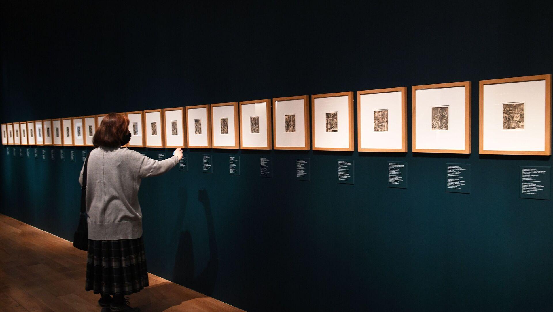 Mostra Albrecht Dürer. Capolavori dell'incisione - Sputnik Italia, 1920, 18.05.2021