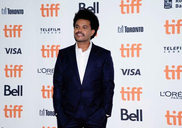 Il cantante canadese di origine etiope The Weeknd