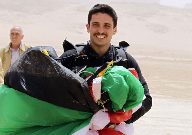 Principe Hamzah bin al-Hussein (foto d'archivio)