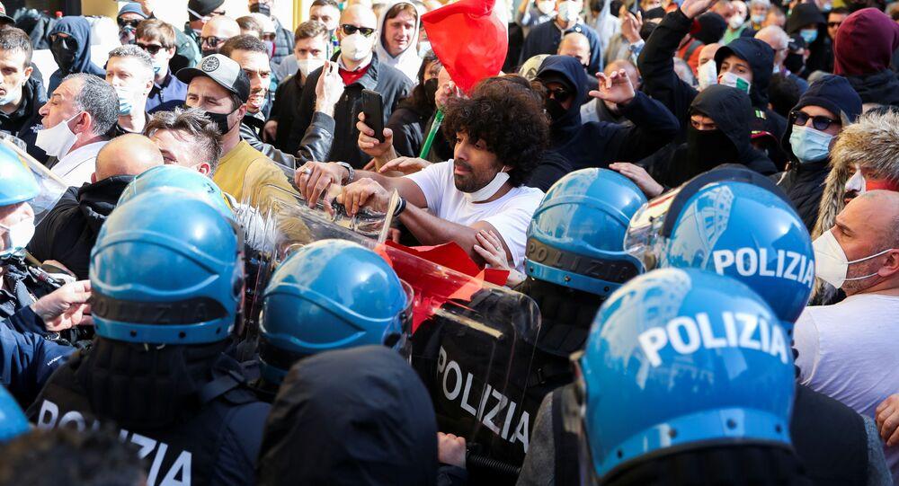 Manifestazioni a Roma