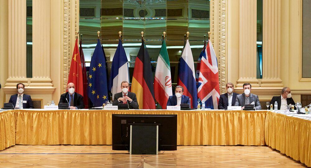 La delegazione di diplomatici a Vienna per le trattative sul PACG