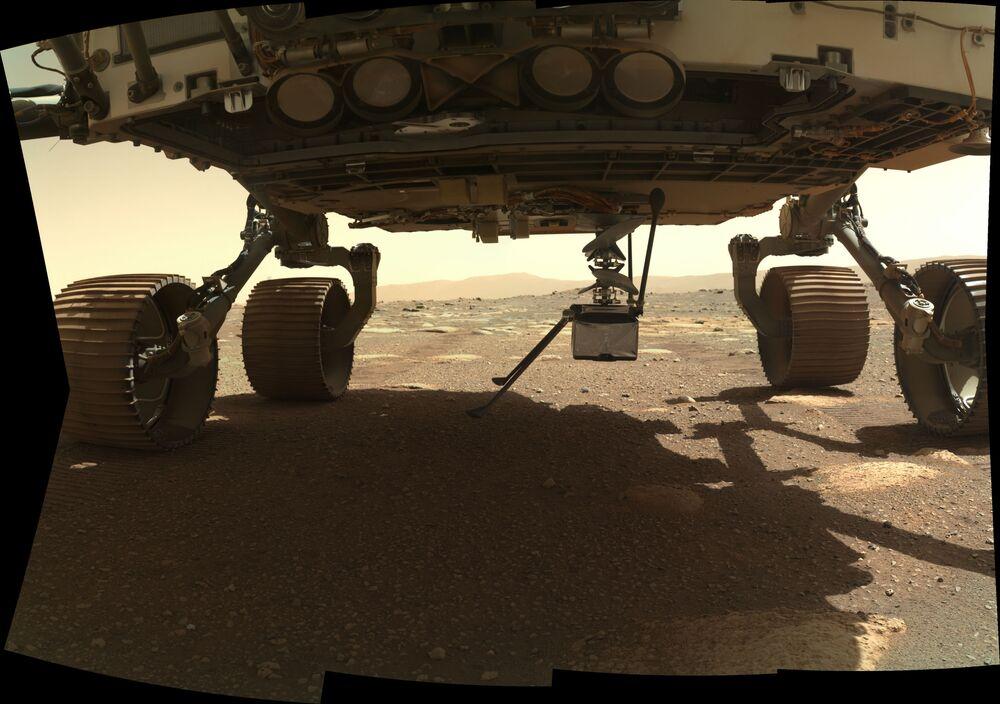 Il principale obiettivo di Perseverance è la ricerca di segni di vita antica su Marte