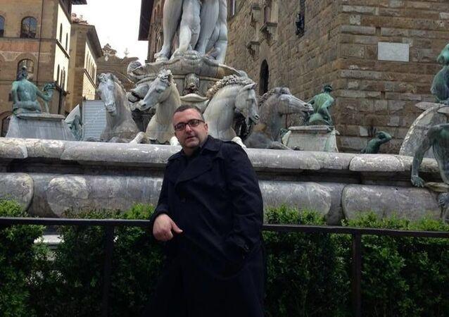 Avvocato Mario Turrisi, colpito da emorragia cerebrale dopo la vaccinazione con AstraZeneca
