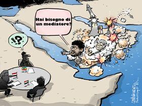 Venerdì il leader degli houthi Mohammed Ali al-Houthi ha offerto la sua mediazione tra Etiopia, Sudan ed Egitto sul progetto della Grande Diga