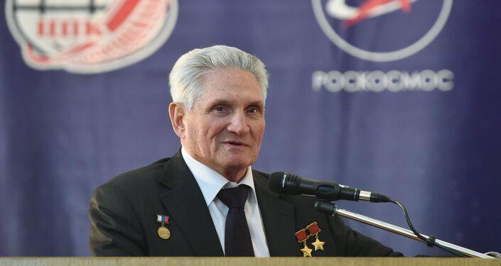 Il cosmonauta sovietico Boris Volynov