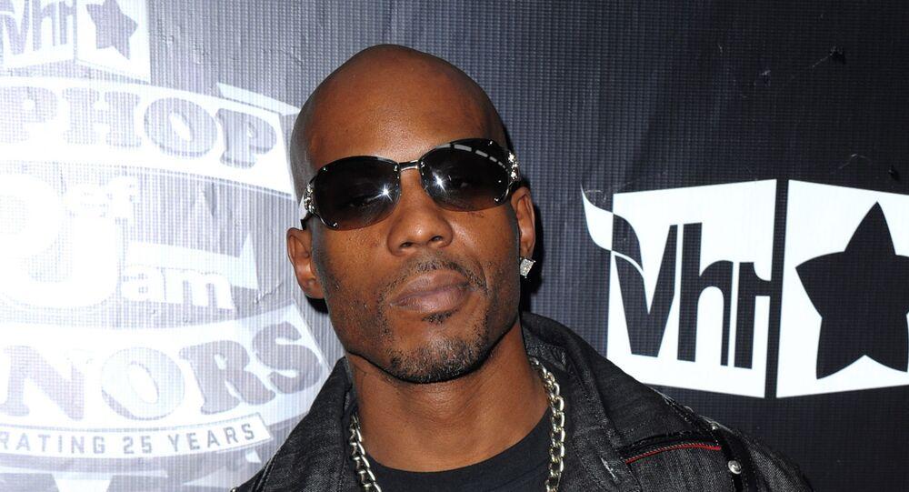 Rapper americano DMX