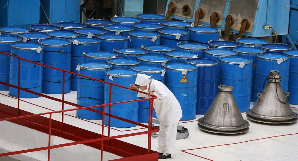 Impianto nucleare iraniano