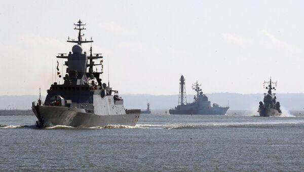 Navi della flotta del Baltico - Sputnik Italia
