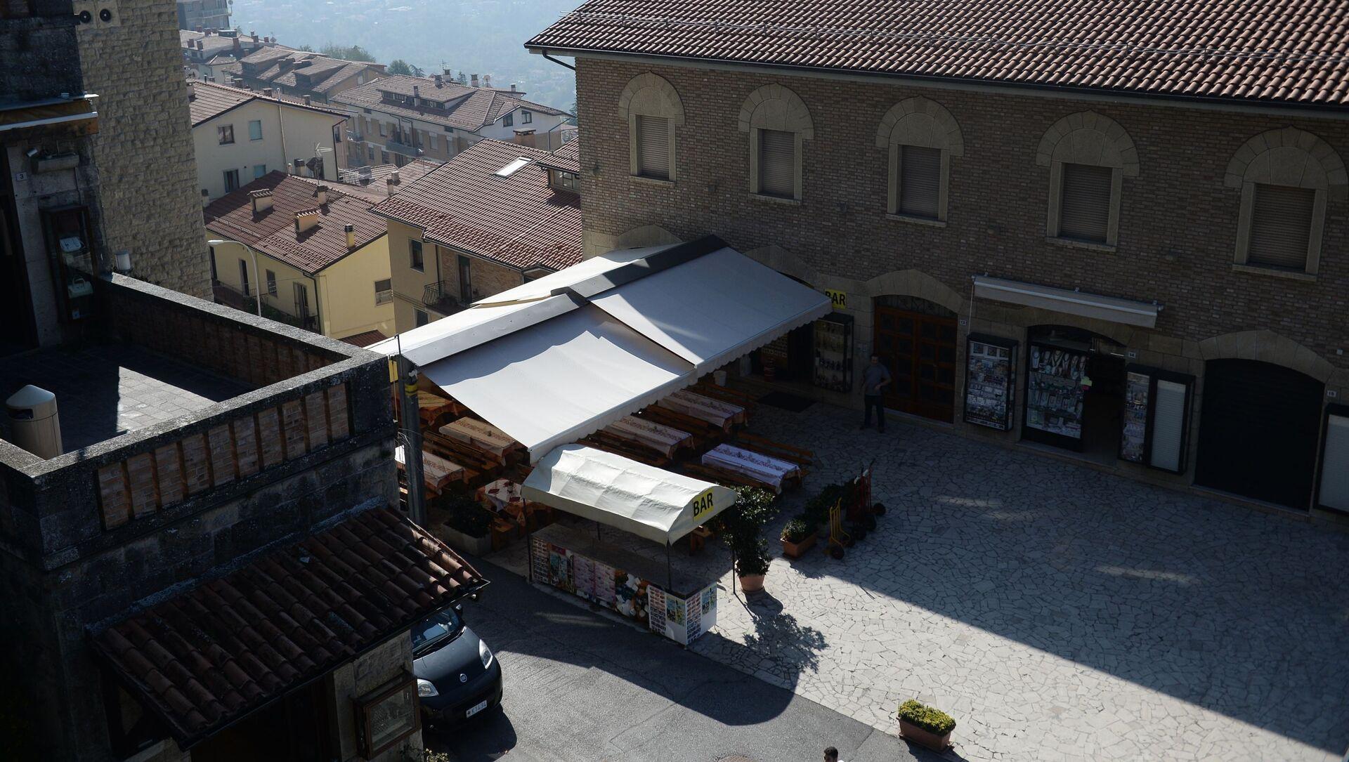 Un bar a San Marino - Sputnik Italia, 1920, 10.04.2021