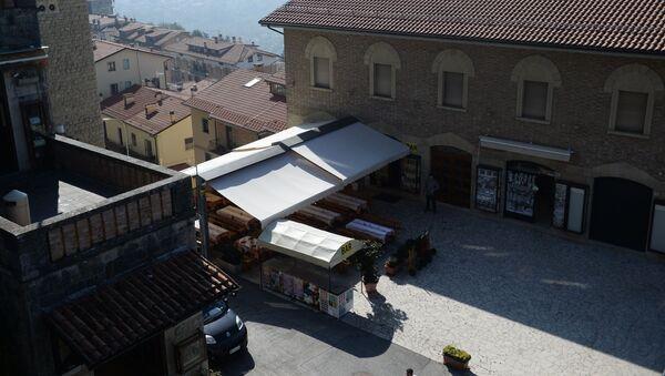 Un bar a San Marino - Sputnik Italia