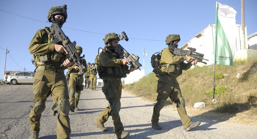 I soldati dell'IDF