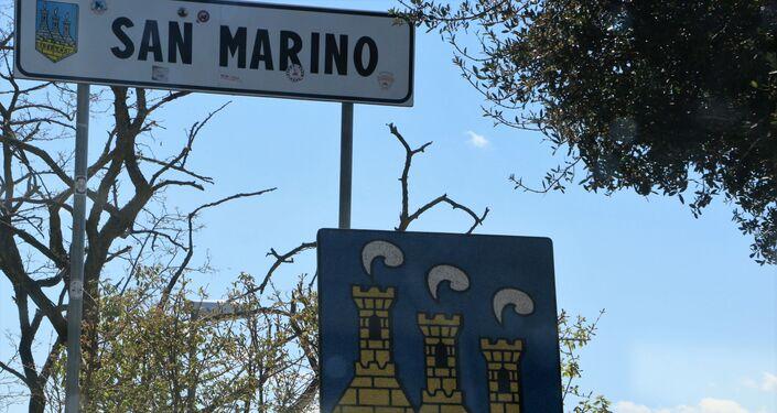 Vista di San Marino