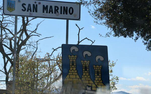 Vista di San Marino - Sputnik Italia