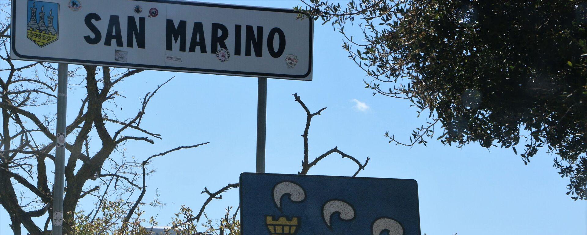 Vista di San Marino - Sputnik Italia, 1920, 29.07.2021