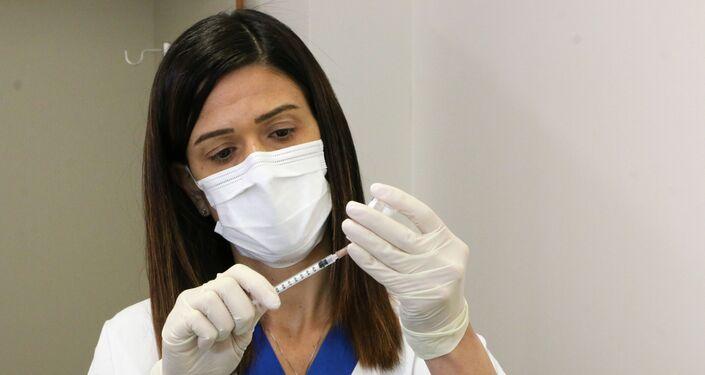 Claudia Silvagni, infermiera
