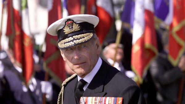 Il Principe Filippo - Sputnik Italia