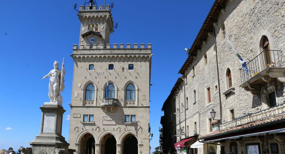 Palazzo pubblico di San Marino