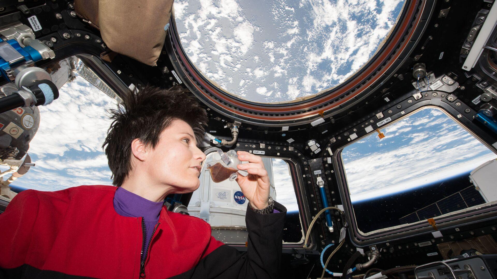 Astronauta italiana Samantha Cristoforetti - Sputnik Italia, 1920, 09.09.2021