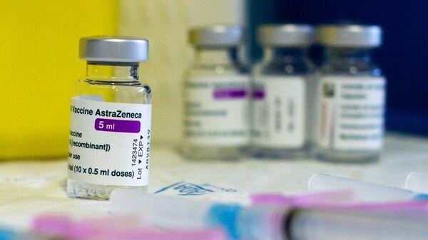 Vakcína Oxford/AstraZeneca - Sputnik Italia